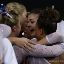 NCAA Super Six--Florida Celebrates Win