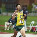 2013 Oregon Relays and Oregon-Arkansas Dual Meet