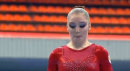 Aliya Mustafina FX - European Championships 2013 (14.466)