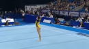 Larissa Iordache Floor Exercise AA Euros 2013 (14.866)