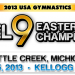 2013 Level 9 Eastern Championships