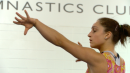 Jordyn Wieber BTR, episode 2: Training New Skills in the Gym