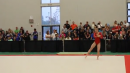 Meredith Gardiner - Floor Qualification - 2013 Canadian Gymnastics Championships