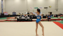 Shallon Olsen - Floor JR Qualification - 2013 Canadian Championships