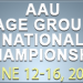 2013 AAU Age Group Nationals - Ladies' Division
