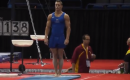 Steven Legendre - Vault 1 - 2013 P&G Championships - Sr. Men -FINAL