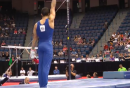 Danell Leyva - High Bar - 2013 P&G Championships - Sr. Men FINAL