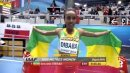 Dibaba wins Gold in Women's 3000m