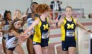 2014 NCAA Indoor DMR Predictions