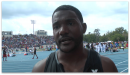 Justin Gatlin addresses his gray hair controversy
