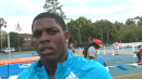 Marvin Bracy talks about the future of him vs Trayvon Bromell
