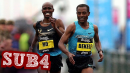 Sub-4: Mo Farah vs Kenenisa Bekele in the Marathon