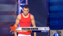 Jonathan Horton - American Ninja Warrior, Dallas Qualifying