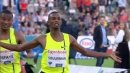 Souleiman holds off Willis at Oslo Dream Mile