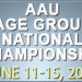 AAU Age Group Nationals - Ladies Division 2014