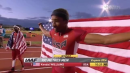 USA Goes 1-2 in the 100m at World Jrs