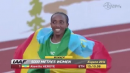 Ethiopia takes Gold in the Women's 5K at World Jrs
