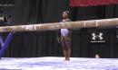 Simone Biles Balance Beam 2014 P&G Championships Sr. Women Day 1