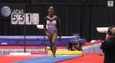 Simone Biles - Vault 2 - 2014 P&G Championships - Sr. Women Day 1