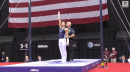 Sam Mikulak - Still Rings - 2014 P&G Championships - Sr. Men Day 2