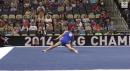 Alex Naddour - Floor - 2014 P&G Championships - Sr. Men Day 2