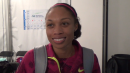 Allyson Felix explains her love for the 200m