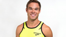 Nick Symmonds at Brooks HQ after signing