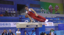 Alex Naddour - Pommel Horse - 2014 World Championships - Podium Training