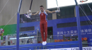 Alex Naddour - Still Rings - 2014 World Championships - Podium Training