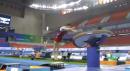 Alex Naddour - Vault - 2014 World Championships - Podium Training