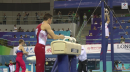 Alex Naddour - Pommel Horse - 2014 World Championships - Men's Team Final