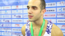 Danell Leyva - Interview - 2014 World Championships - Team Final