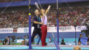 Sam Mikulak - High Bar - 2014 World Championships - Men's All-Around Final