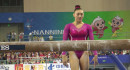 Kyla Ross - Balance Beam - 2014 World Championships - Women's All-Around Final