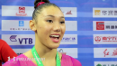 Kyla Ross - Interview - 2014 World Championships - Women's All-Around Final