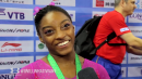 Simone Biles - Interview - 2014 World Championships - All-Around Final