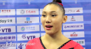 Kyla Ross - Interview - 2014 World Championships - Event Finals
