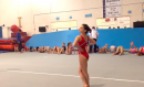 Delanie Harkness Twistars | New Floor Routine for 2015