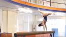 Workout Wednesday with the 2015 Illinois Women's Gymnastics Team