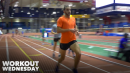 Workout Wednesday: Robby Andrews 20x200