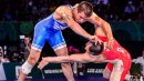 57kg, Tony Ramos, USA vs Omak Syuruun, Russia