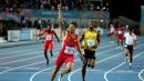 2015 World Relays Men's 4x100 (Team USA Takes Down Bolt)