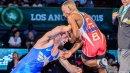 65kg m, Brent Metcalf, USA vs Franklin Castillo (CUB)